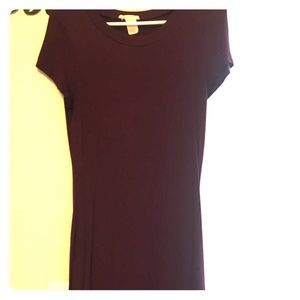 H&M size medium long t-shirt